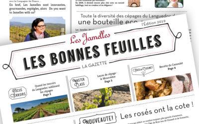 Unsere Revue Les Bonnes Feuilles #2