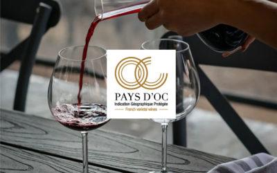 A Pays d'Oc ambassador…yet again!