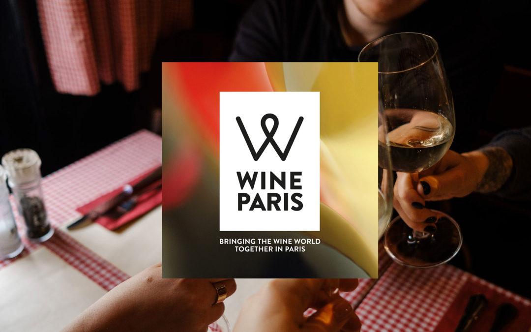 Wine Paris 2020, venez nous rencontrer !