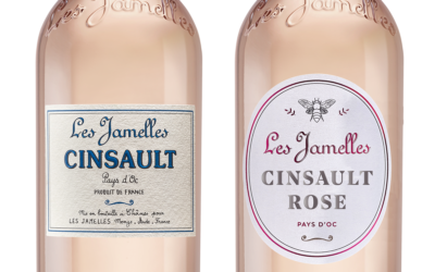 A new look for our Cinsault Rosé!