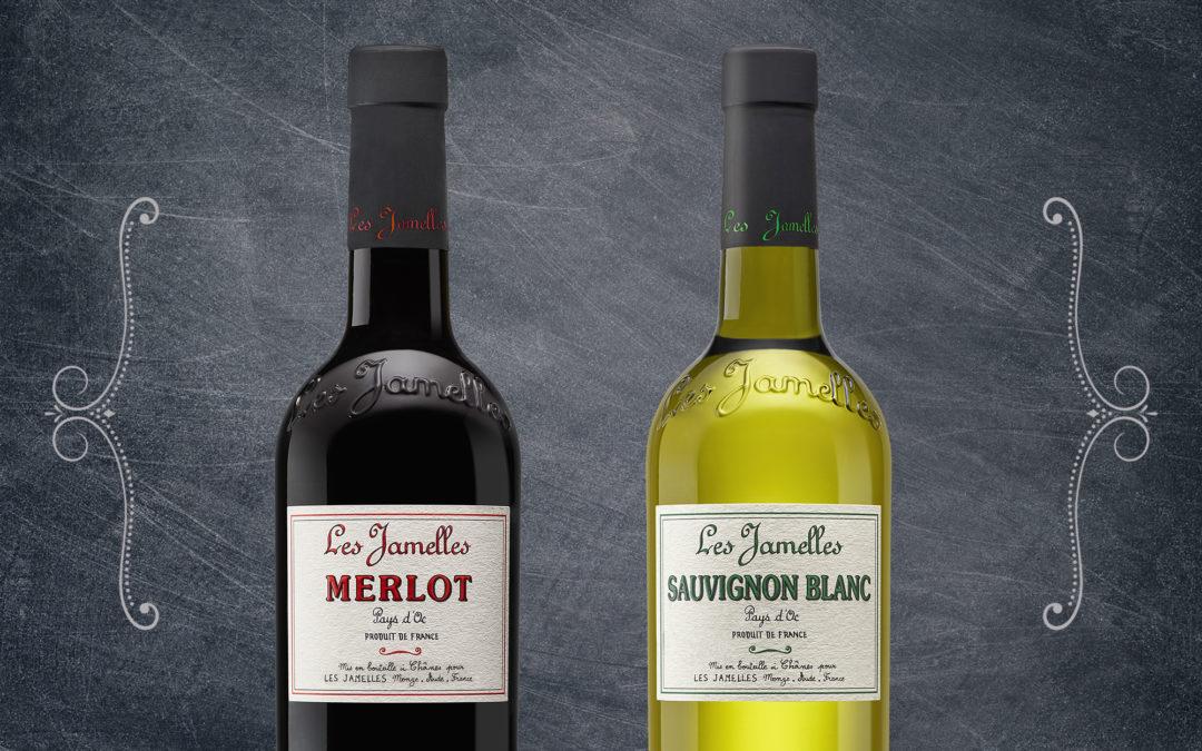 Weinverkoster Michael Pinkus probiert unsere Weine