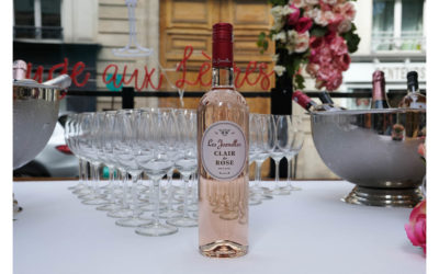 Summer Rosé Party with French Influencer