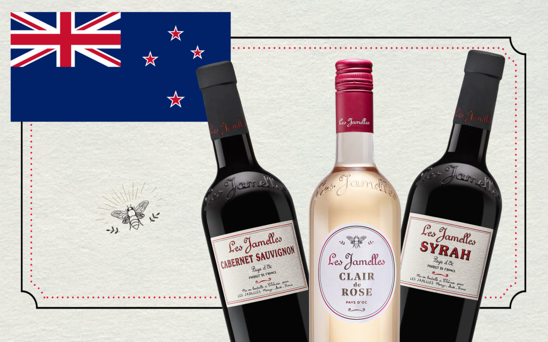 New Zealand loves our wines !