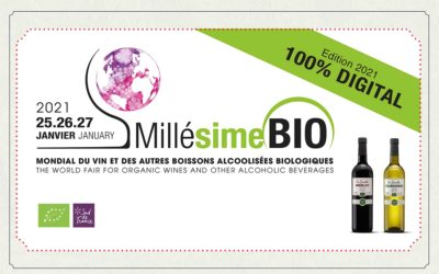 Millésime Bio 2021 Trade fair