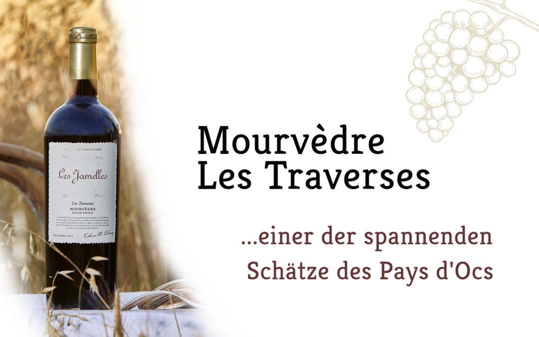 Unser Mourvèdre Les Traverses wurde von The Drinks Business ausgezeichnet!
