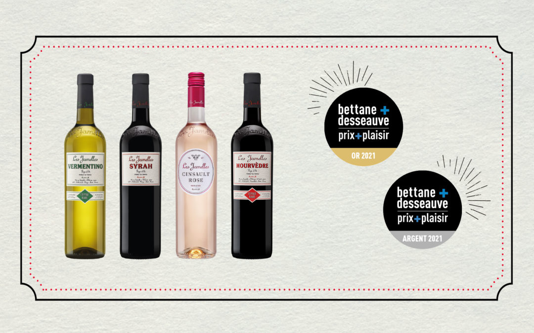 Prix Plaisir Bettane & Desseauve 2021
