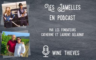 Les Jamelles en podcast !