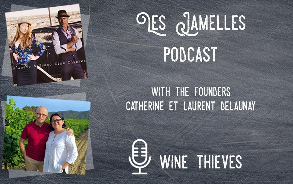 Les Jamelles podcast !